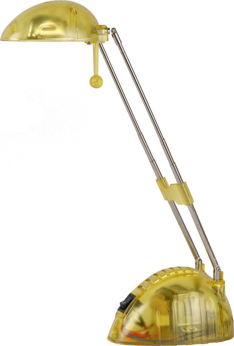 Лампа настольная Lucide Joyce, цвет: желтый, G4, 20 Вт. 12651/21/3412651/21/34