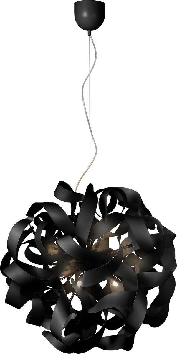 Люстра подвесная Lucide Atomita, цвет: черный, G9, 28 Вт. 13408/12/3013408/12/30