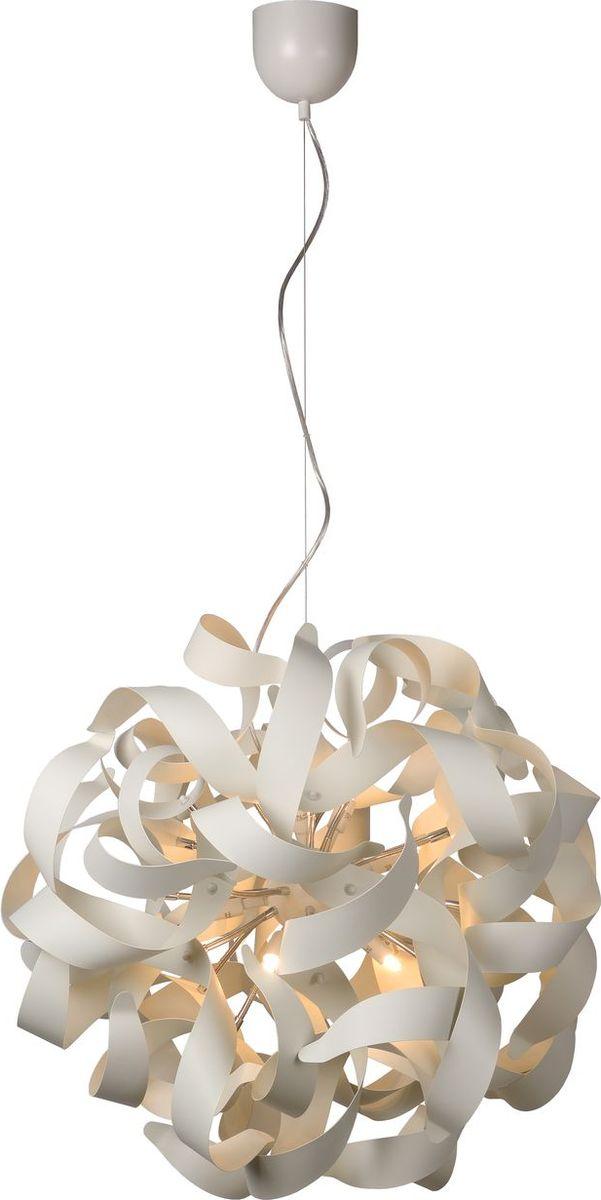 Люстра подвесная Lucide Atomita, цвет: белый, G9, 40 Вт. 13408/12/3113408/12/31