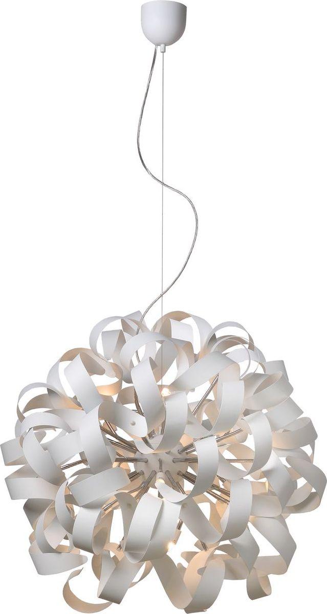 Люстра подвесная Lucide Atoma, цвет: белый, G9, 4 Вт. 13409/12/3113409/12/31
