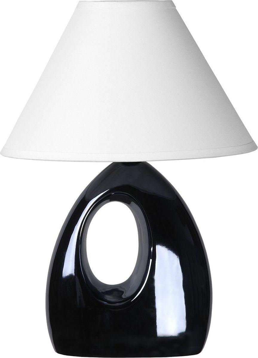 Лампа настольная Lucide Hoal, цвет: белый, E14, 40 Вт. 14558/81/3014558/81/30