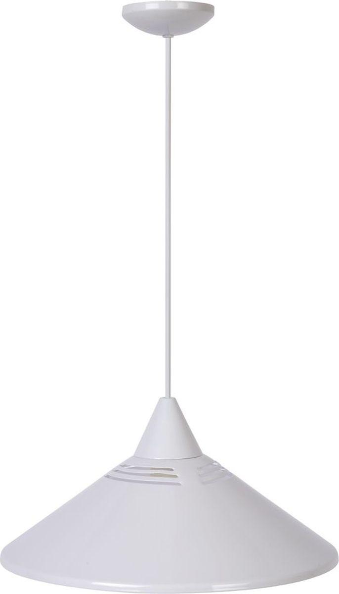 Светильник подвесной Lucide Morley, цвет: белый, E27, 60 Вт. 16431/30/3116431/30/31