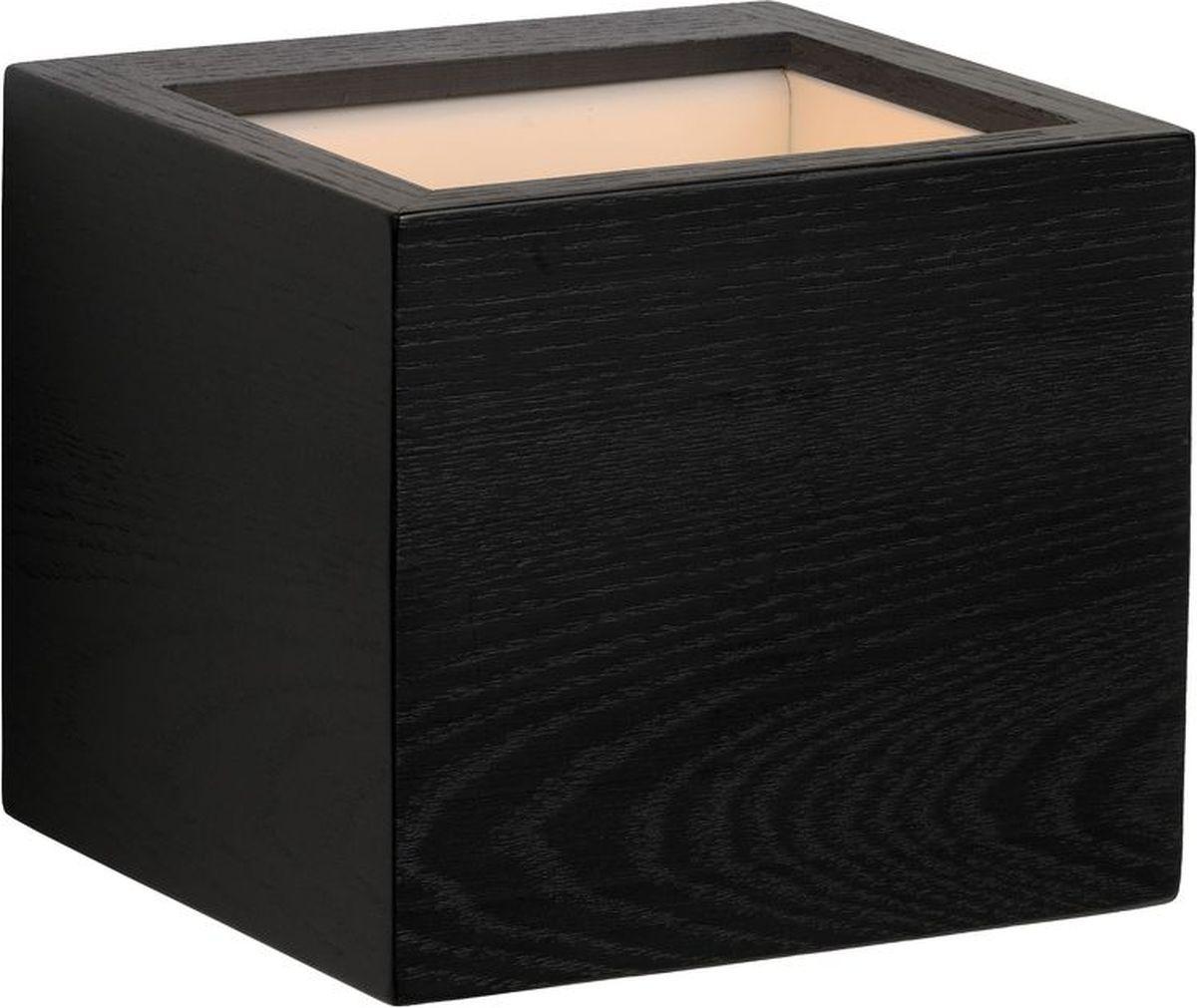 Светильник настенный Lucide Coba, цвет: черный, G9, 4 Вт. 17202/21/3017202/21/30