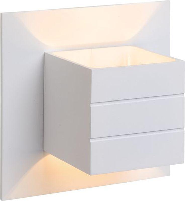 Светильник настенный Lucide Bok, цвет: белый, G9, 28 Вт. 17282/11/3117282/11/31