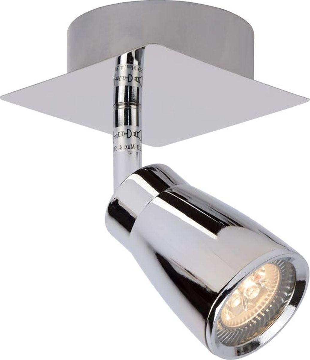 Спот светодиодный Lucide Lana, цвет: хром, LED, 5 Вт. 17949/21/1117949/21/11