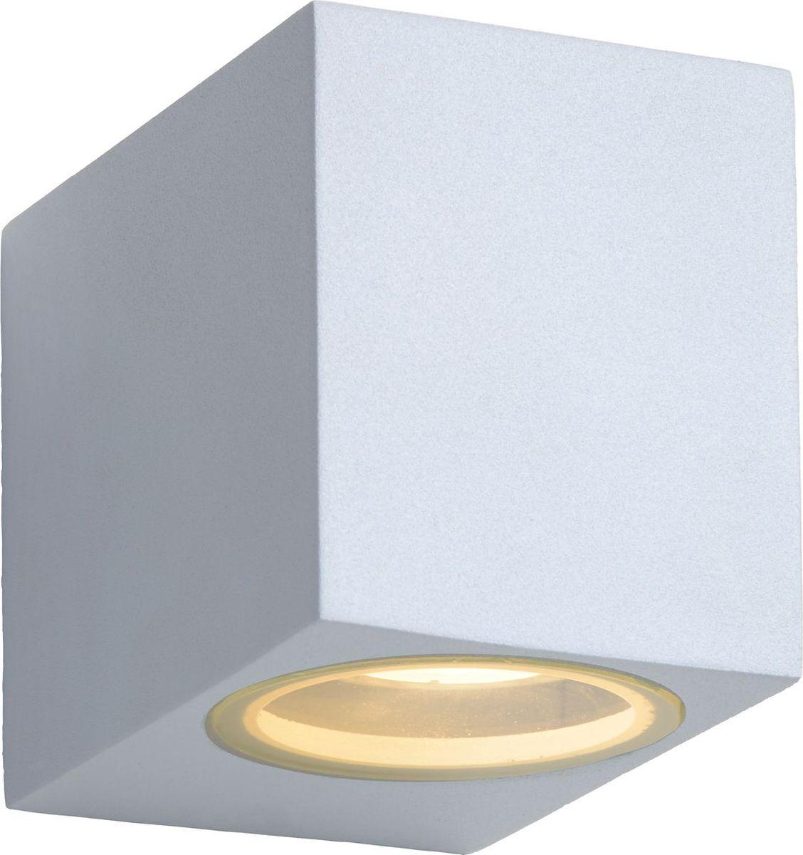 Светильник уличный настенный Lucide Zora Led, цвет: прозрачный, GU10, 5 Вт. 22860/05/3122860/05/31