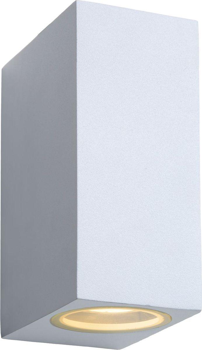 Светильник уличный настенный Lucide Zora Led, цвет: прозрачный, GU10, 5 Вт. 22860/10/3122860/10/31