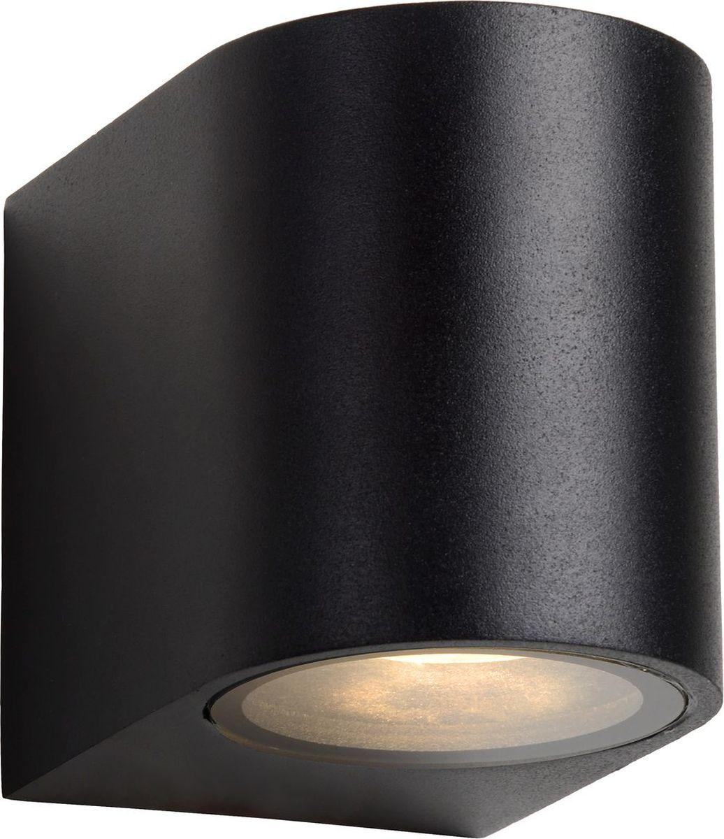 Светильник уличный настенный Lucide Zora Led, цвет: прозрачный, GU10, 5 Вт. 22861/05/3022861/05/30