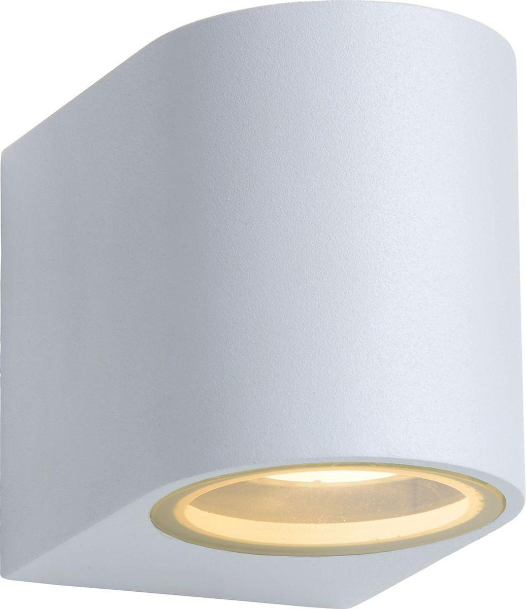 Светильник уличный настенный Lucide Zora Led, цвет: прозрачный, GU10, 5 Вт. 22861/05/3122861/05/31