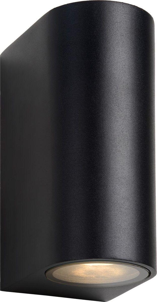 Светильник уличный настенный Lucide Zora Led, цвет: прозрачный, GU10, 5 Вт. 22861/10/3022861/10/30