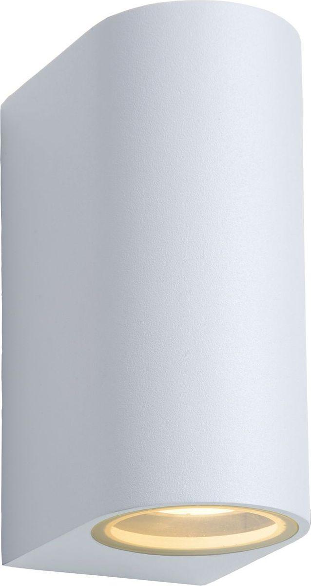 Светильник уличный настенный Lucide Zora Led, цвет: прозрачный, GU10, 5 Вт. 22861/10/3122861/10/31