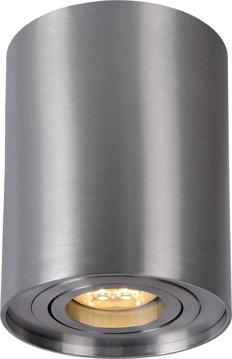 Светильник потолочный Lucide Tube, цвет: хром, GU10, 50 Вт. 22952/01/1222952/01/12