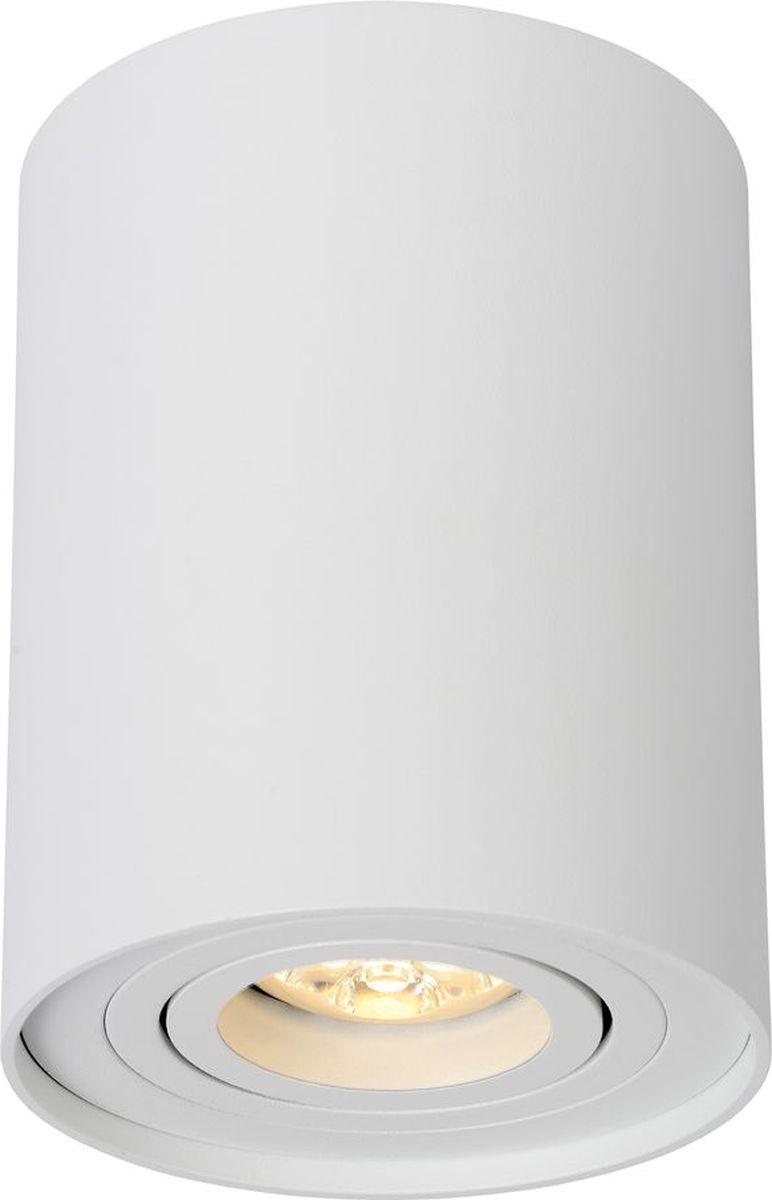 Светильник потолочный Lucide Tube, цвет: белый, GU10, 50 Вт. 22952/01/3122952/01/31