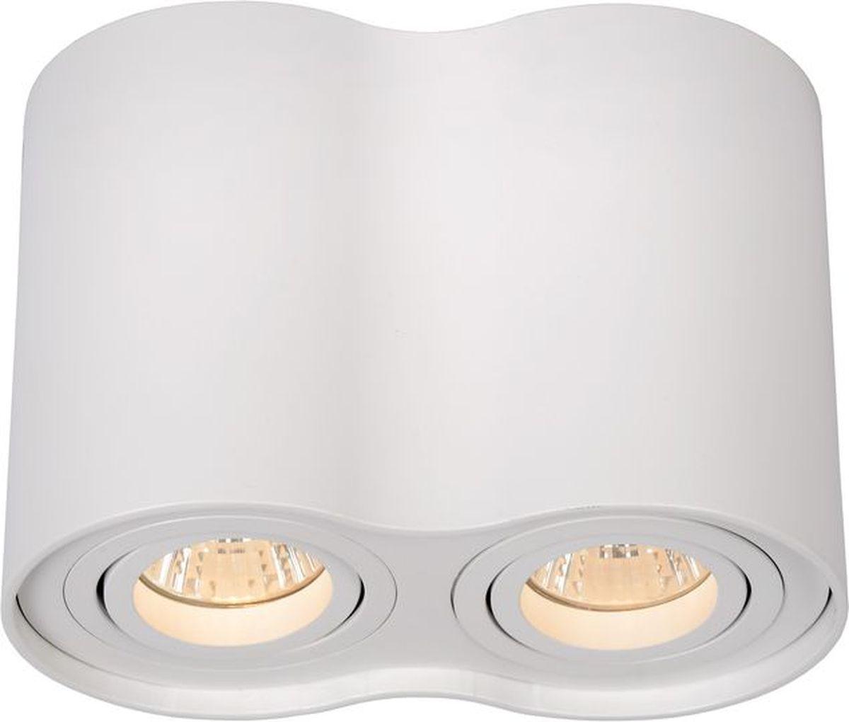Светильник потолочный Lucide Tube, цвет: белый, GU10, 50 Вт. 22952/02/3122952/02/31