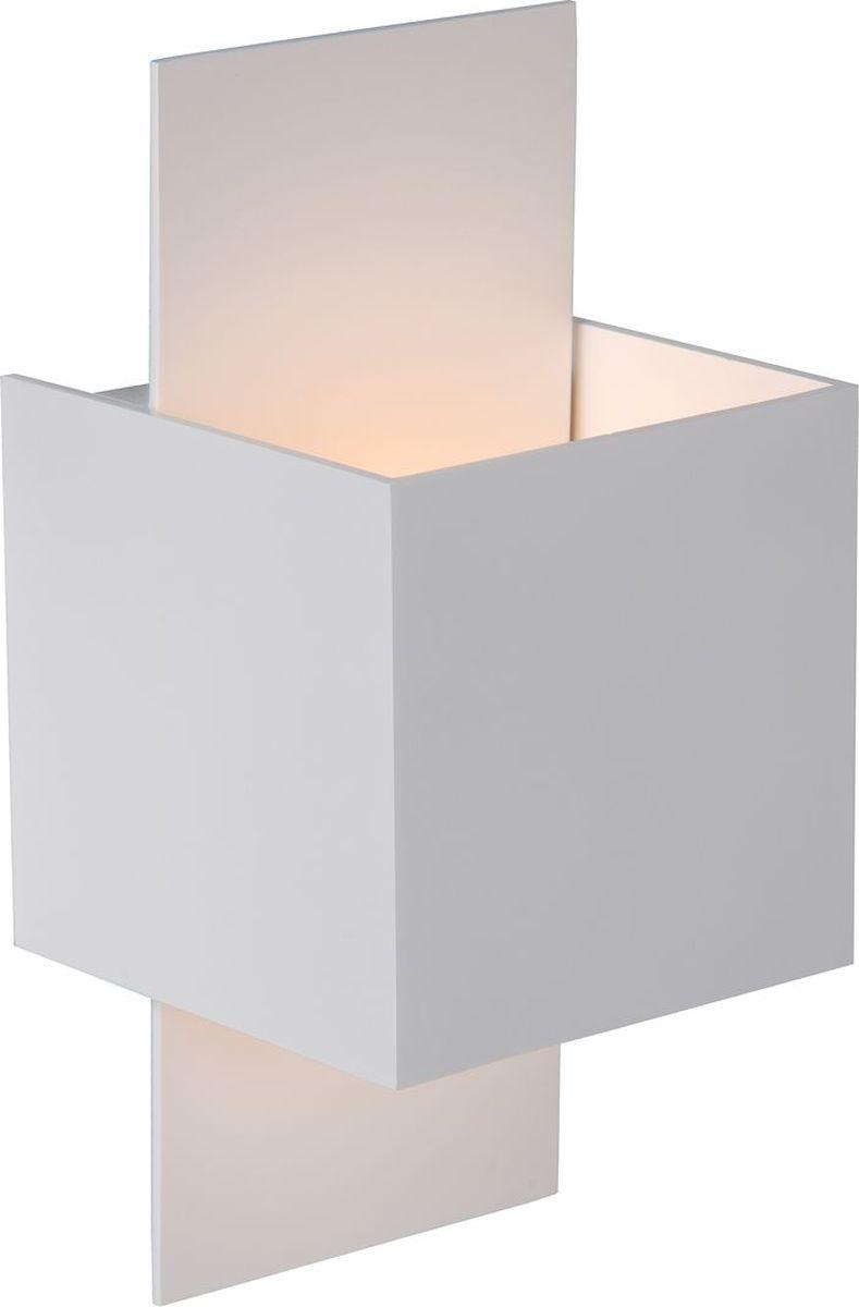 Светильник настенный Lucide Cubo, цвет: белый, G9, 40 Вт. 23208/31/3123208/31/31