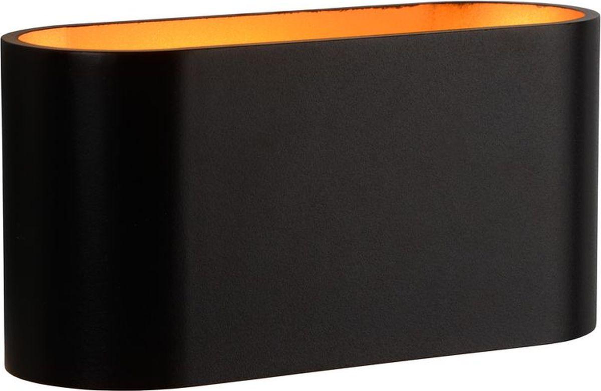 Светильник настенный Lucide Xera, цвет: черный, G9, 25 Вт. 23254/01/3023254/01/30