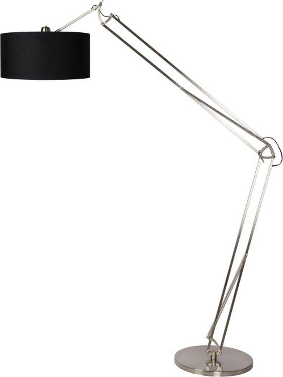Торшер Lucide Max, цвет: черный, E27, 24 Вт. 30710/01/1230710/01/12