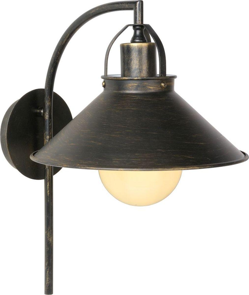 Бра Lucide Berkley, цвет: коричневый, E27, 40 Вт. 31220/01/9731220/01/97