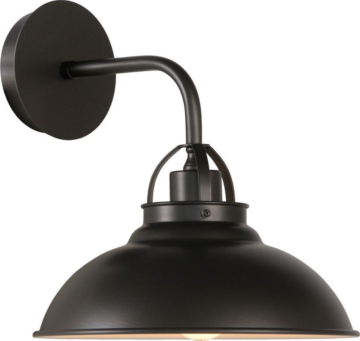 Бра Lucide Hamois, цвет: черный, E27, 40 Вт. 31248/01/1531248/01/15