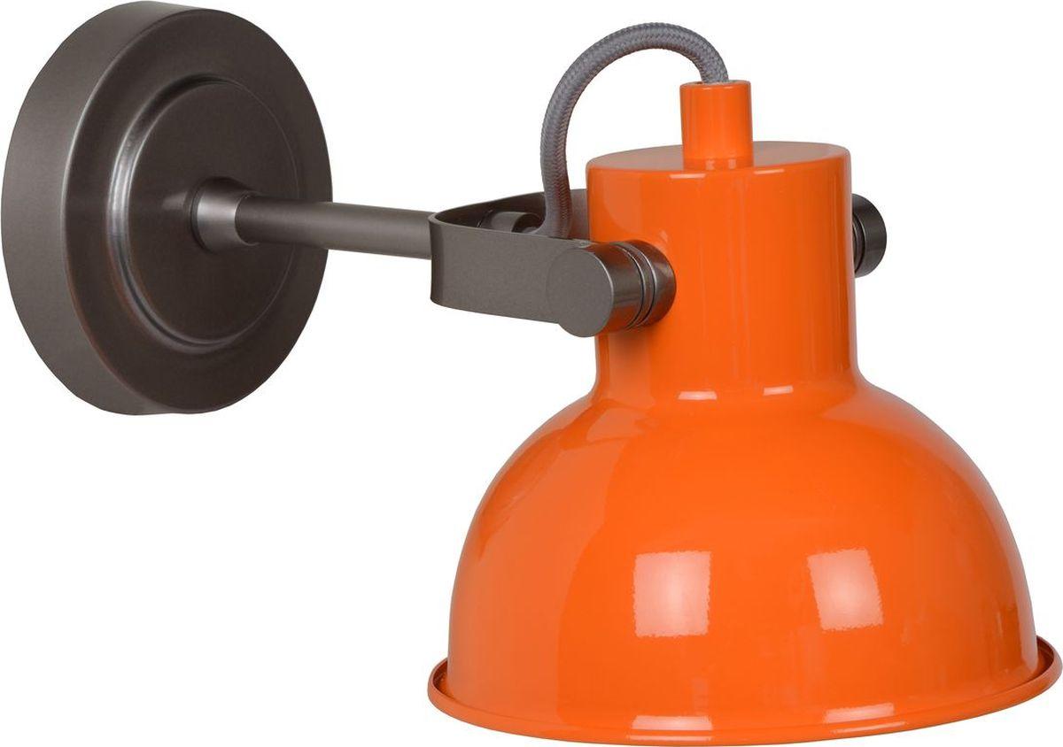 Спот Lucide Wimpy, цвет: оранжевый, E14, 9 Вт. 31279/01/5331279/01/53