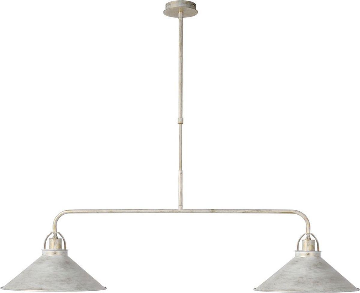 Светильник подвесной Lucide Berkley, цвет: белый, E27, 60 Вт. 31320/02/2131320/02/21