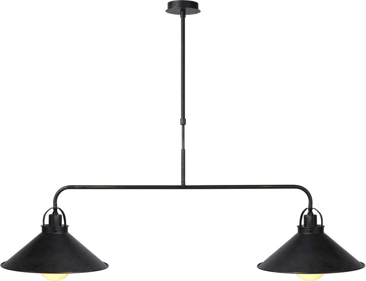 Светильник подвесной Lucide Berkley, цвет: коричневый, E27, 60 Вт. 31320/02/9731320/02/97