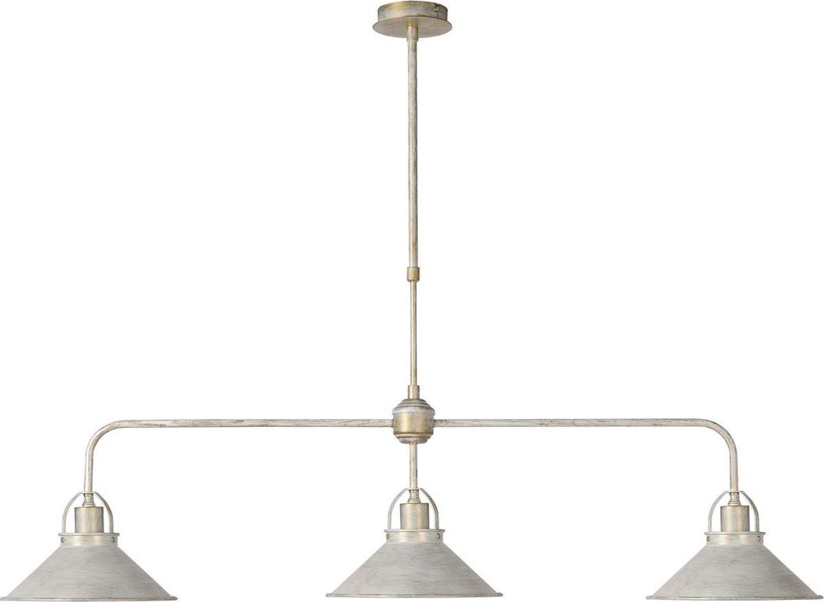 Светильник подвесной Lucide Berkley, цвет: белый, E27, 60 Вт. 31320/03/2131320/03/21