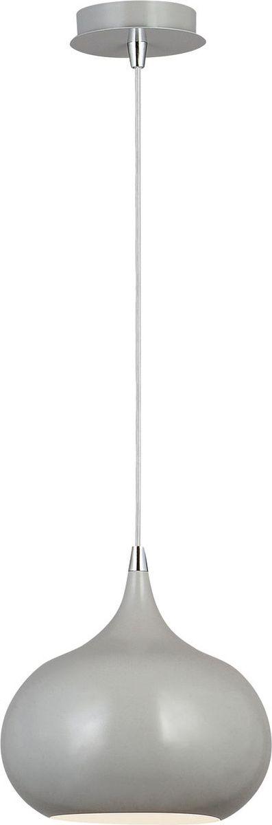 Светильник подвесной Lucide Riva, цвет: серый, E27, 60 Вт. 31412/24/3631412/24/36