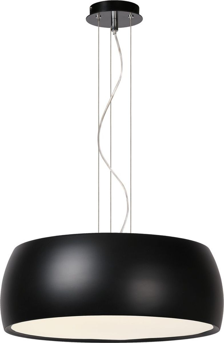 Светильник подвесной Lucide Mari, цвет: черный, G5, 40 Вт. 31426/40/3031426/40/30