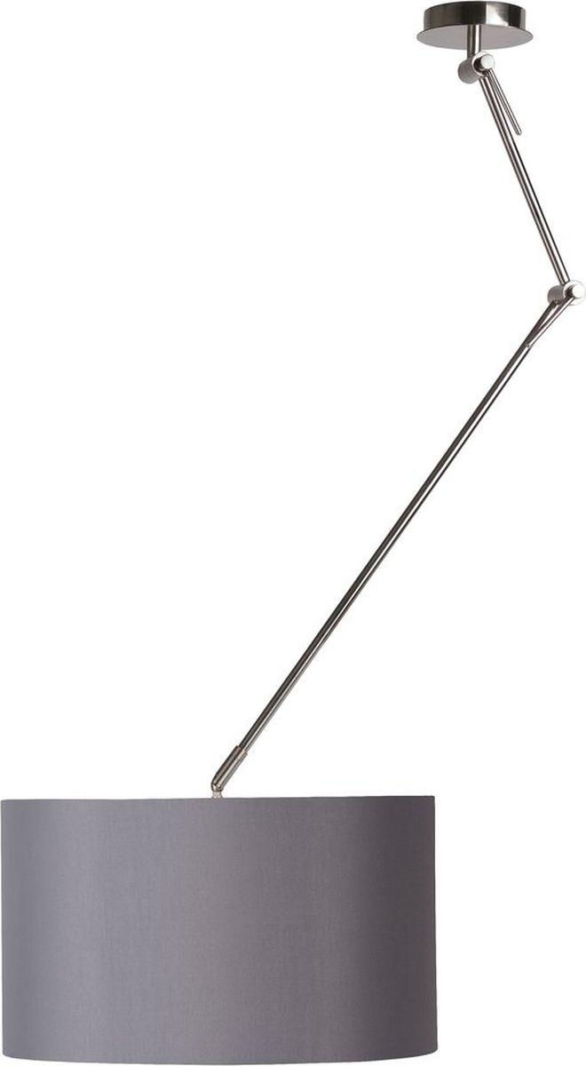 Светильник подвесной Lucide Eleni, цвет: серый, E27, 60 Вт. 31459/45/3631459/45/36