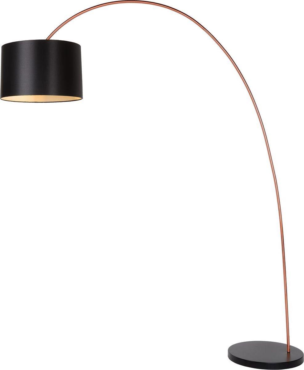Торшер Lucide Paxi, цвет: черный, E27, 24 Вт. 31781/01/1731781/01/17