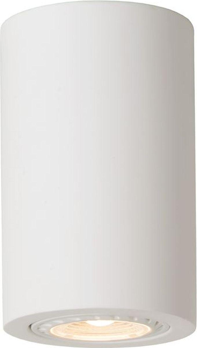 Светильник потолочный Lucide Gipsy, цвет: белый, GU10, 35 Вт. 35100/11/3135100/11/31