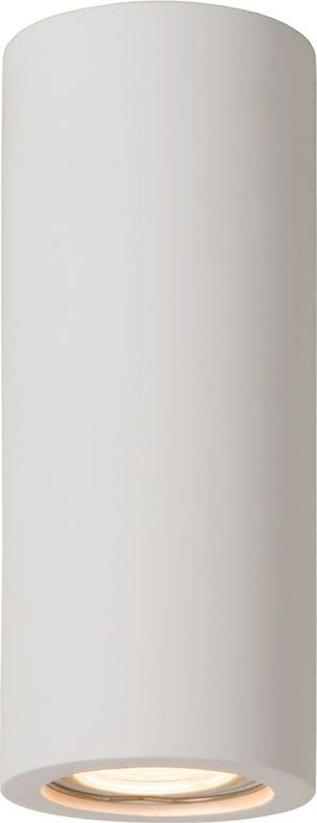 Светильник потолочный Lucide Gipsy, цвет: белый, GU10, 35 Вт. 35100/17/3135100/17/31