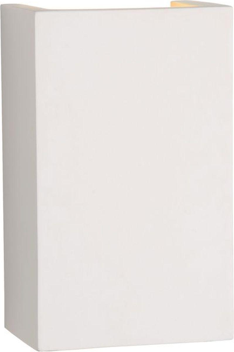Светильник настенный Lucide Gipsy, цвет: белый, G9, 40 Вт. 35201/18/3135201/18/31
