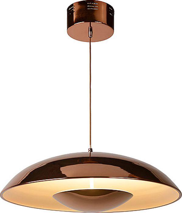Светильник подвесной Lucide Angi Led, цвет: медь, LED, 5 Вт. 36409/20/1736409/20/17