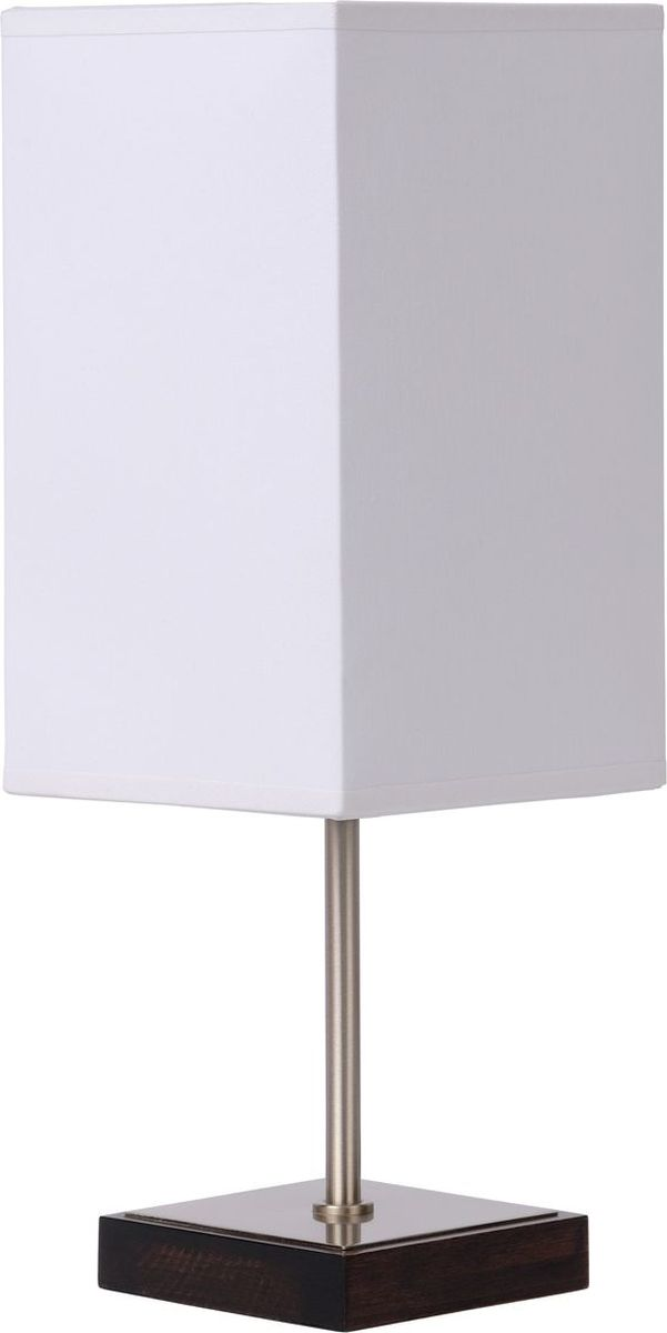 Лампа настольная Lucide Duna-Touch, цвет: белый, E14, 40 Вт. 39502/01/3139502/01/31