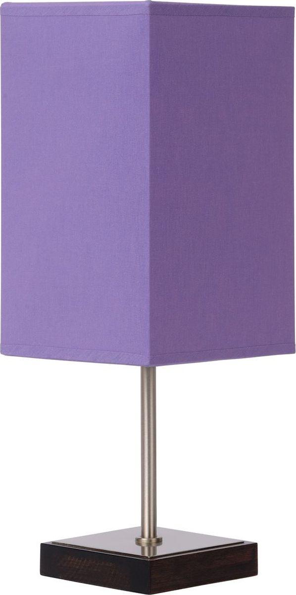 Лампа настольная Lucide Duna-Touch, цвет: фиолетовый, E14, 40 Вт. 39502/01/3939502/01/39
