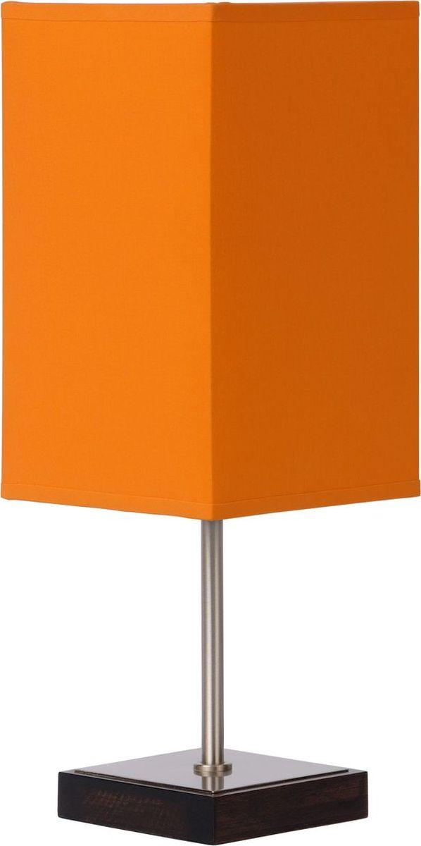 Лампа настольная Lucide Duna-Touch, цвет: оранжевый, E14, 40 Вт. 39502/01/5339502/01/53