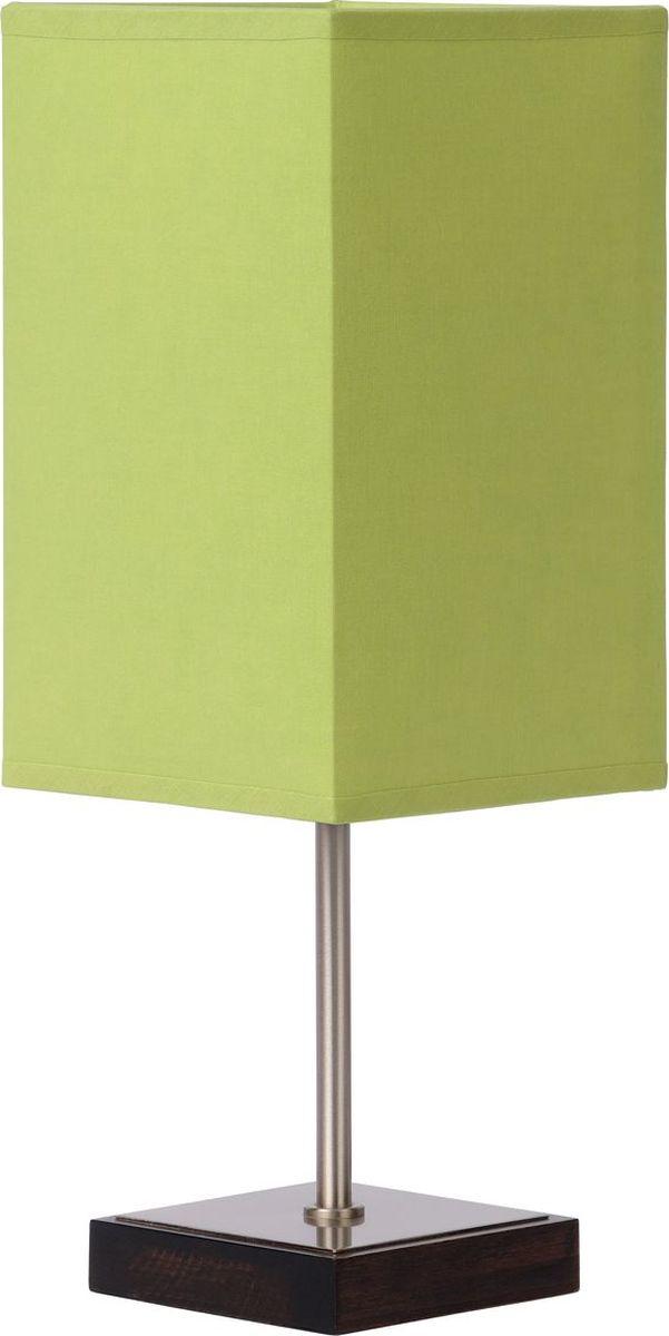 Лампа настольная Lucide Duna-Touch, цвет: зеленый, E14, 1 Вт. 39502/01/8539502/01/85