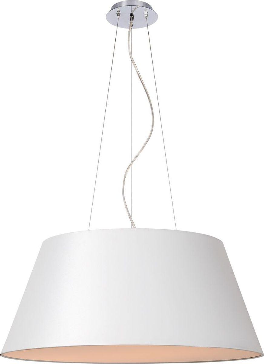 Светильник подвесной Lucide Konic, цвет: белый, E27, 60 Вт. 61454/70/3161454/70/31