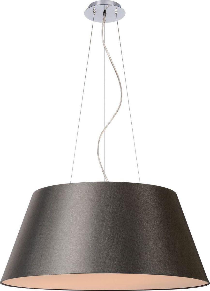Светильник подвесной Lucide Konic, цвет: серый, E27, 60 Вт. 61454/70/3661454/70/36