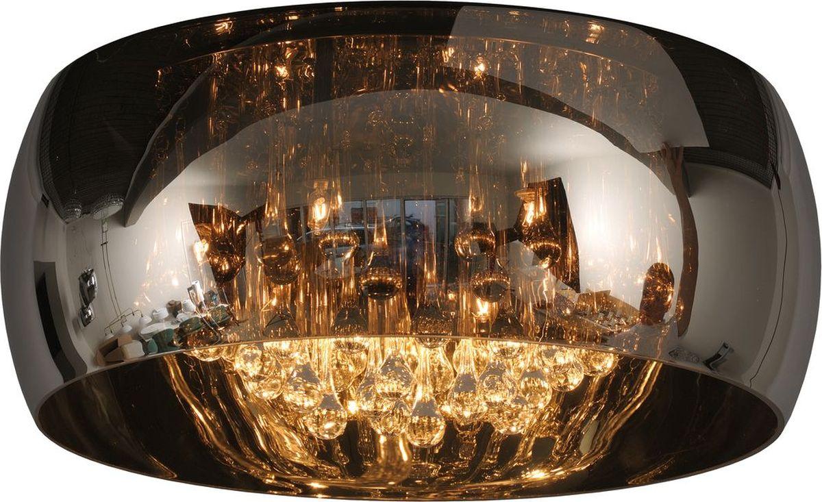 Люстра потолочная Lucide Pearl, цвет: коричневый, G9, 40 Вт. 70163/50/1170163/50/11