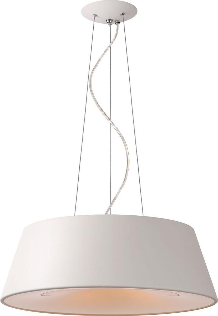 Светильник подвесной Lucide Aiko, цвет: белый, E27, 60 Вт. 70468/58/3170468/58/31
