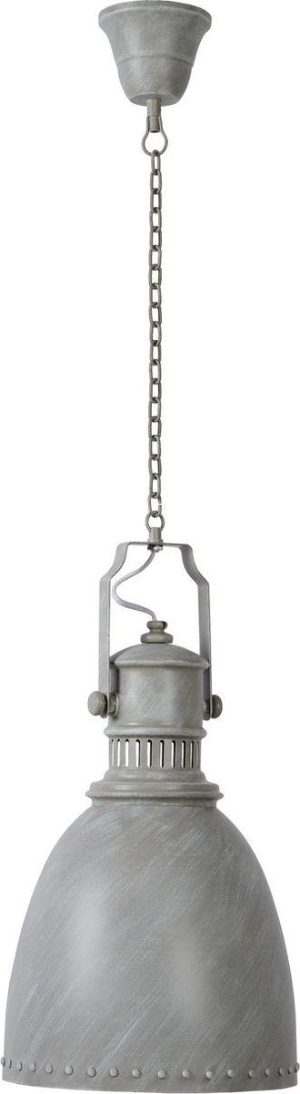 Светильник подвесной Lucide Dumont, цвет: серый, E27, 60 Вт. 71342/25/4171342/25/41