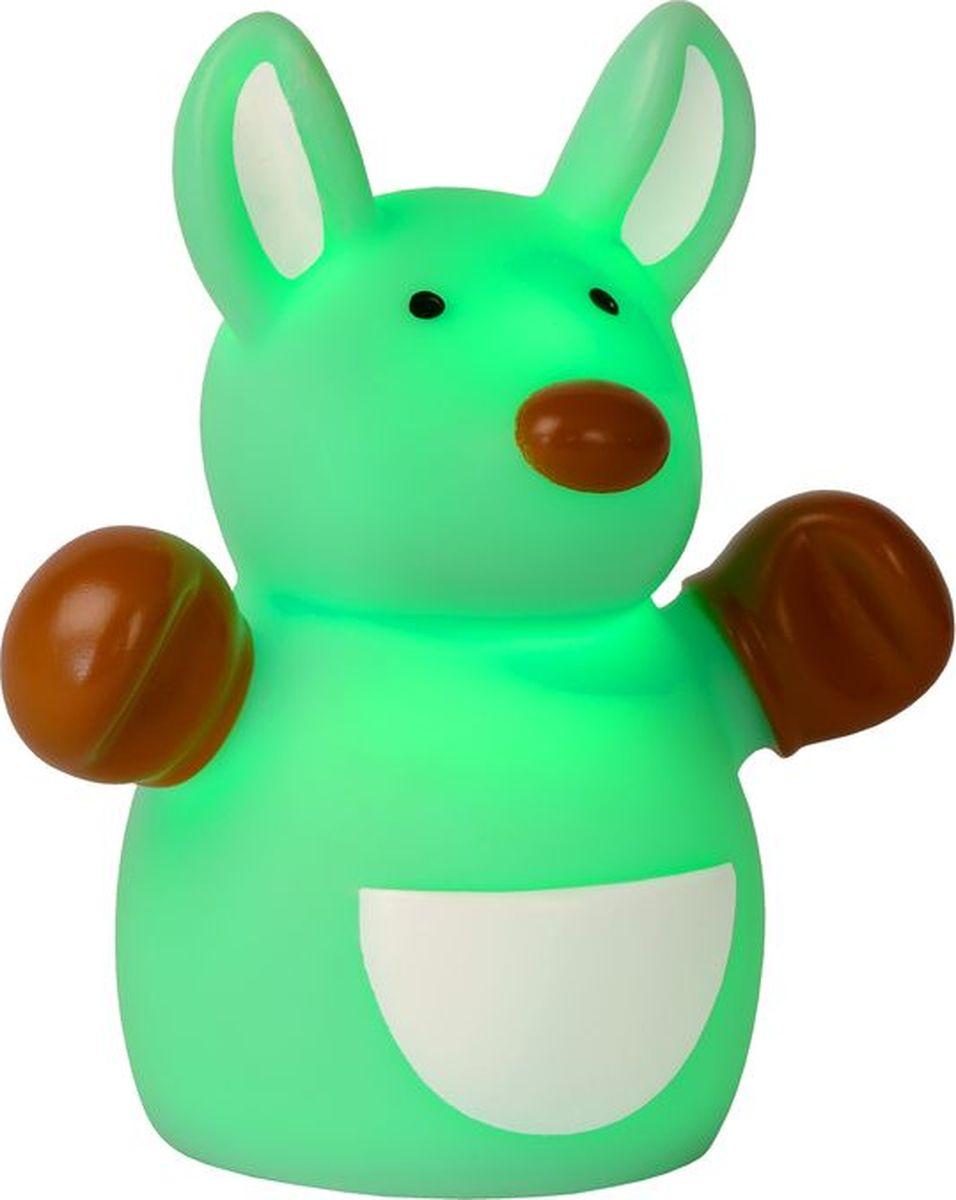 Лампа настольная Lucide Kangaroo, цвет: зеленый, LED, 40 Вт. 71552/21/3371552/21/33