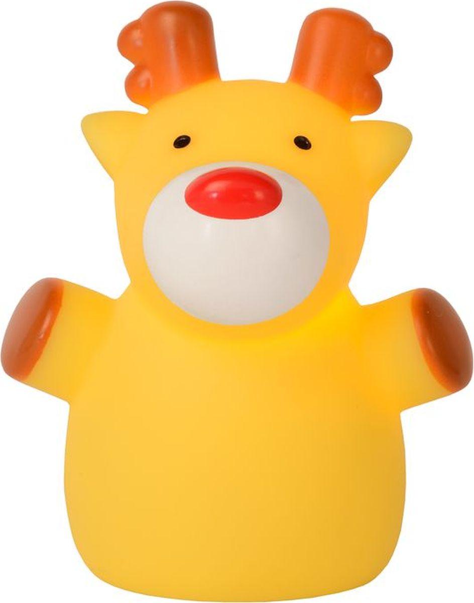 Лампа настольная Lucide Reindeer, цвет: желтый, LED, 11 Вт. 71555/21/3471555/21/34