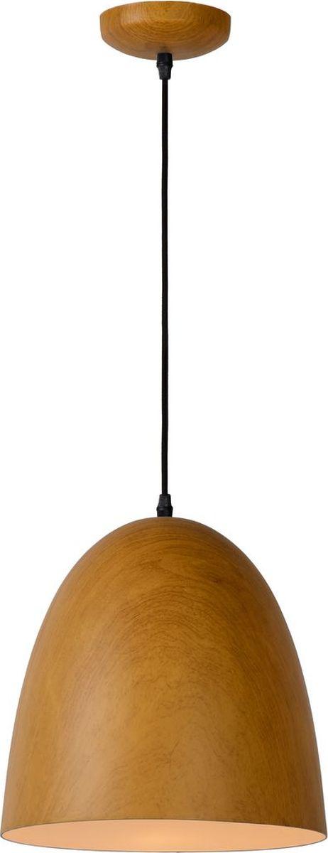 Светильник подвесной Lucide Woody, цвет: коричневый, E27, 60 Вт. 76361/01/7276361/01/72