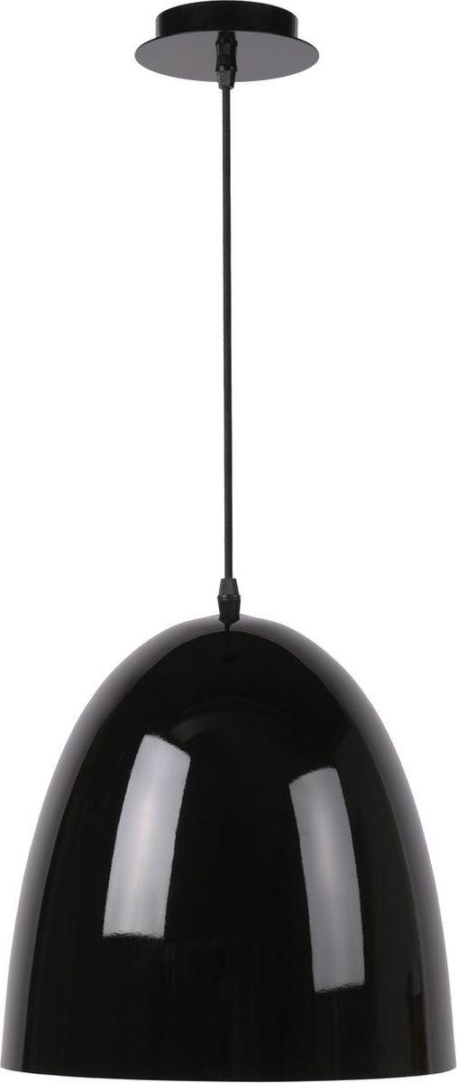 Светильник подвесной Lucide Loko, цвет: черный, E27, 60 Вт. 76456/30/3076456/30/30