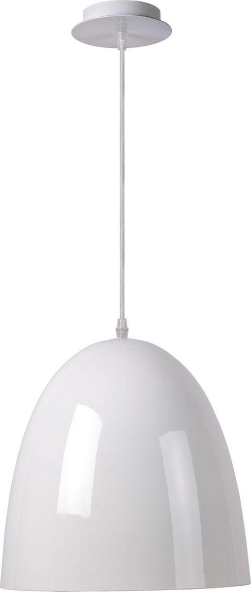 Светильник подвесной Lucide Loko, цвет: белый, E27, 60 Вт. 76456/30/3176456/30/31