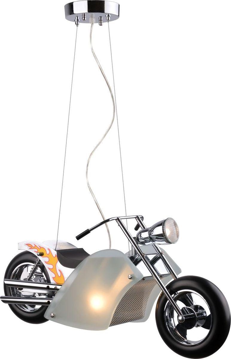 Светильник подвесной Lucide Harley, цвет: белый, E14, 24 Вт. 77467/23/1177467/23/11